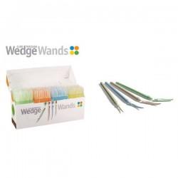 Cuñas de Plástico Transp. Wedge Wands Kit 400 ud