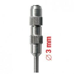 1107HP Mandril Pulidores oclusales Ø 3 mm 100 unid