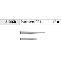 Preformas de Plástico Plastiform Forma GD-1 10 piezas
