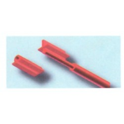 Anclajes Plástico Calcinable Cilindrico 5 unid