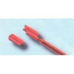 Anclajes Plástico Calcinable Truncado 10 unid