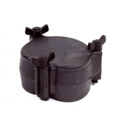 Mufla para microondas