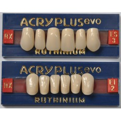Tablilla Acry Plus Evo RX Dientes Superiores