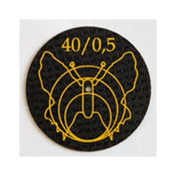 Discos Reforzados con fibra de vidrio 40x0,5 mm-100 unid.