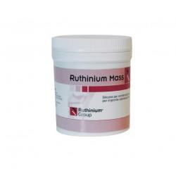 Silicona para Impresiones Dentales Ruthinium Mass 900 ml.