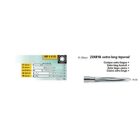 Fresas Zekrya FG para endodoncia E 0151
