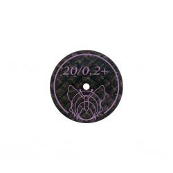 Discos Reforzados con fibra de vidrio y Diamante 22x020 BF+ 20 u