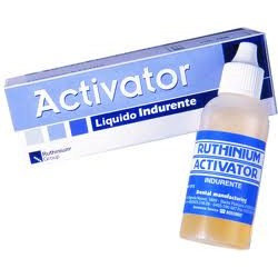 Catalizador Líquido Ruthinium 30 ml.