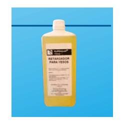 Retardador Fraguado para Yesos 1000 ml.