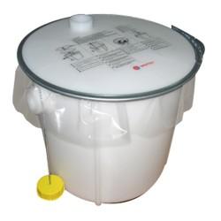 Decantadora Plástico con Bolsa 19L. R-080085
