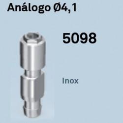Análogo Héxagono Externo Ø 4,1