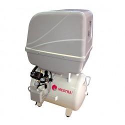 Compresor Boxer 3/50 Con Secador + Silent R-110445