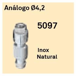 Analogo Ø 4.2 Héxagono Alto