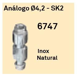 Analogo Ø 4.2 -SK2 Héxagono Alto