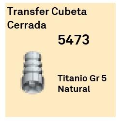 Transfer Cubeta Cerrada Cónica Externa