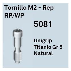 Tornillo M2 Rep RP/WP Trilobulada Interna