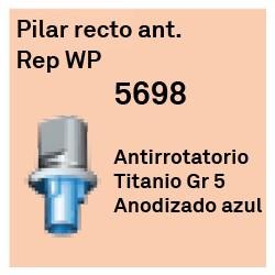Pilar Recto Ant. Rep WP Trilobulada Interna