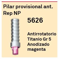 Pilar Provisional Ant. Rep NP Trilobulada Interna
