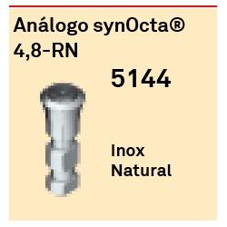 Análogo SynOcta 4,8 RN Octógono Interno