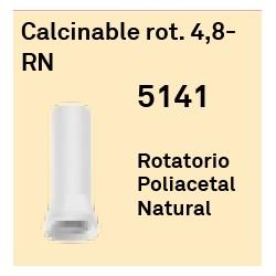 Calcinable Rot. 4.8 RN Octógono Interno