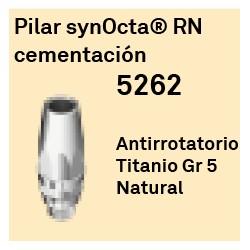 Pilar SynOcta RN Cementación Octógono Interno