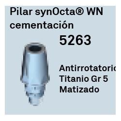 Pilar SynOcta WN Cementación Octógono Interno