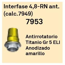 Interfase 4.8 RN Ant. (Calc.7949) Octógono Interno