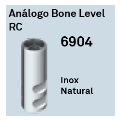 Análogo Bone Level RC Cono Interno CrossFit