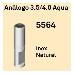 Análogo 3,5/4,0 Aqua Cónica Interna