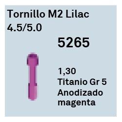 Tornillo M2 Lilac 4,5/5,0 Cónica Interna