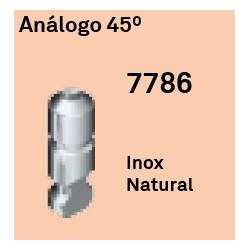Análogo 45º Cónica Externa