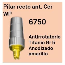 Pilar Recto Ant. Cer WP Hexágono Interno