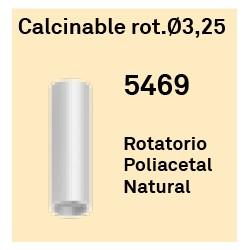 Calcinable Rot. Ø 3.25 Héxagono Externo