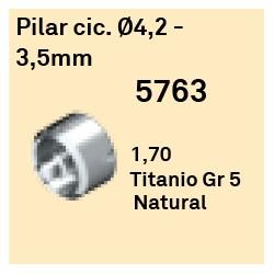 Pilar Cic. Ø 4.2 - 3.5 mm Héxagono Alto