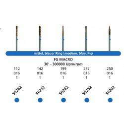 Diamantados Sinterizados SIDIA FG MACRO Azul