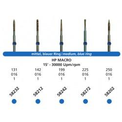 Diamantados Sinterizados SIDIA HP MACRO Azul