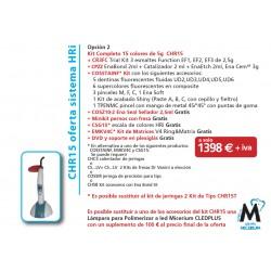 Oferta Composite Enanel Plus HRi kit Completo 15 colores de 5 g.