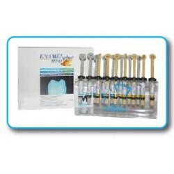 Kit Trial Enamel Plus HFO 7 Colores