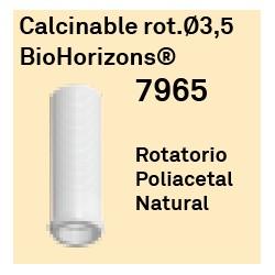 Calcinable Rot. Ø 3.5 BioHorizons Héxagono Externo