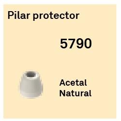 Pilar Protector Cónica Externa