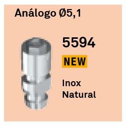 Análogo MD Ø5,1 Héxagono Externo