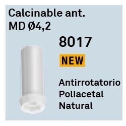 Calcinable Ant. MD Ø4,2 Héxagono Externo