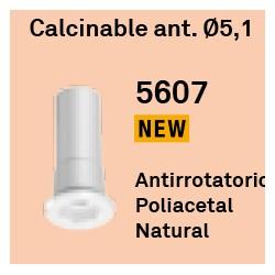 Calcinable Ant. MD Ø5,1 Héxagono Externo