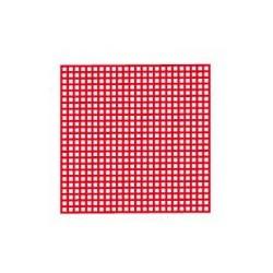 Red De Cera Roja 10x10 cm - 10 tabl.