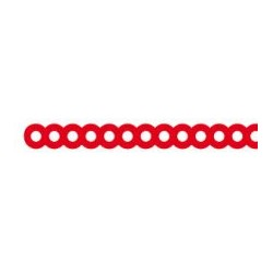 Retenciones De Perforaciones Redondas, 25 palos