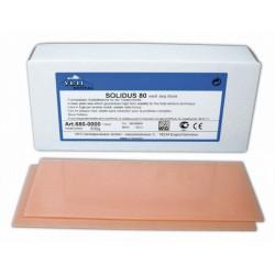 Solidus Cera En planchas 1,5 mm-500g