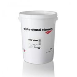 Elite Stone Yeso Para Esqueléticos Tipo IV 25 kg