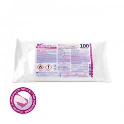 Toallitas Desinfectantes Reposición 100 u.