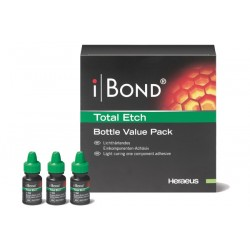 Ibond Total Ech Value Pack Botella 3 x 4 ml