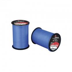 Hilo De Cera Azul En Rollo 250 g. Silver Line